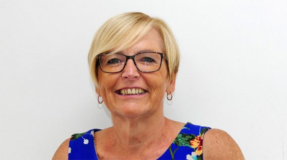 Image of Linda Starling who works at Contract Services