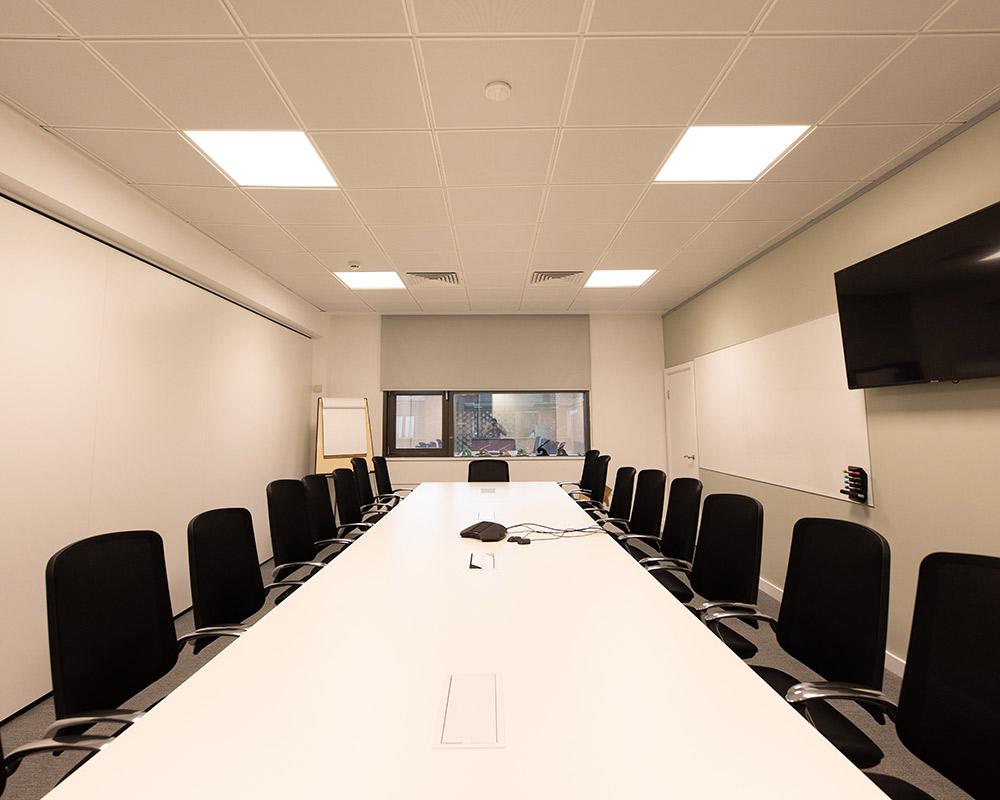 Jackson boardroom