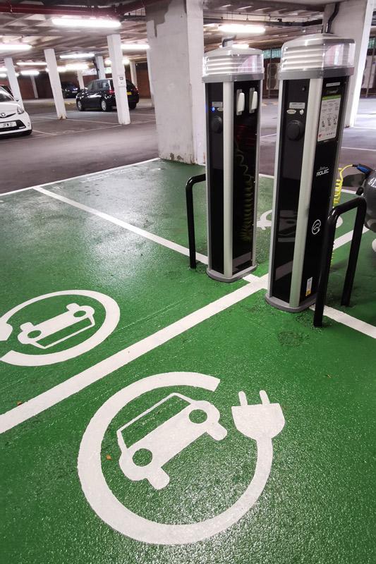 Jackson eco parking