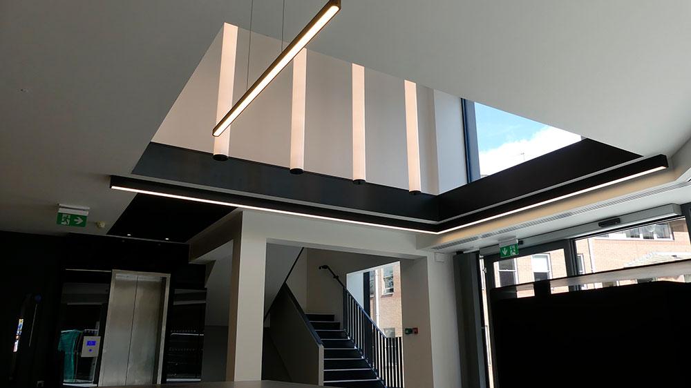 vertex inner stairwell