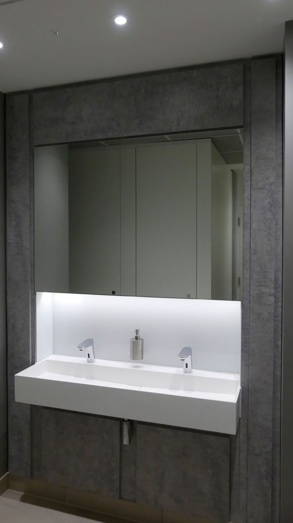 vertex bathroom sink